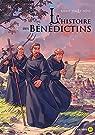 L'histoire des Bénédictins par Bidot