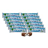 #10: Bounty Chocolate Bar, 57g (Pack of 12)