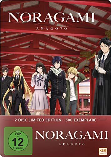 Noragami - Die gesamte Staffel 2 im limitierten FuturePak [2 DVDs]