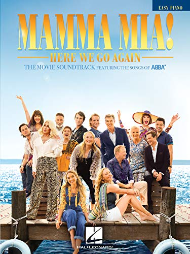 Mamma Mia! - Here We Go Again Songbook: The Movie Soundtrack Featuring the Songs of ABBA (English Edition)