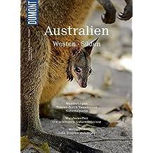 DuMont Bildatlas Australien Westen, Süden, Tasmanien: Der rote Kontinent
