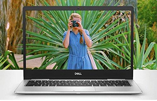 Dell Inspiron 13 7370 Silver Intel Core i7-8550U 8GB, DDR4 256GB SSD