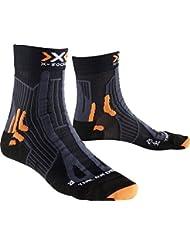 X-Socks Messieurs Xtrail Run Energy on Chaussette de course, Homme, X-SOCKS TRAIL RUN ENERGY MAN
