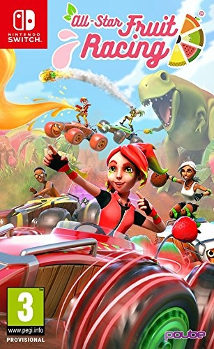 All-Star Fruit Racing pour Nintendo Switch