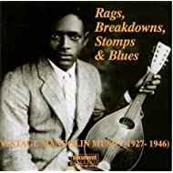 Rags, Breakdowns, Stomps & Blues