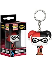 DC Comics Funko Pop! Keychain Pocket DC - Harley Quinn Figure