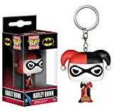 FunKo 4484-PDQ Schlüsselanhänger Figur DC: Harley Quinn