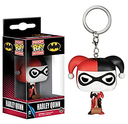 DC Figura de Vinilo Harley Quinn,, 4 cm (Funko ...