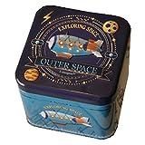 2PCS Mini quadratische Dose Lagerung Zubeh?r S??igkeiten / Schokolade Halter, e