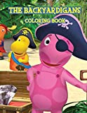 The Backyardigans Coloring Book: Coloring Book for Kids and Adults (Children Age 3-12+). Fun, Easy and Relaxing.