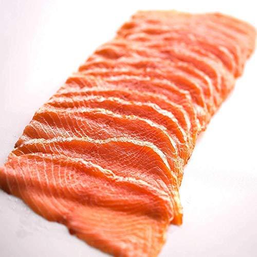Räucherlachs Premium Norwegen geschnitten 500g