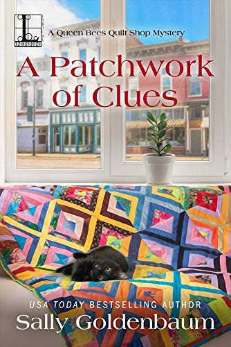 A Patchwork of Clues (Queen Bees Quilt Shop)