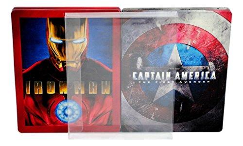 SC2 Blu-ray Steelbook Slipcovers (Pack of 10)