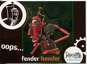 Robots le cinéma Fender Bender Chase Carte FB - 1