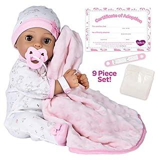 Adora 2181203 Girl Doll, Adoption Baby Precious, 16 inches