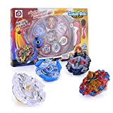 Colmanda Gyro Battle Beyblade Gyro Evolution Attack Pack for Battling Top Game Classic Toys for Kid