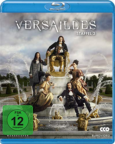 Versailles - Die komplette 3. Staffel [Blu-ray]