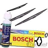BOSCH TWIN 553 VORNE+HECKWISCHER H341 +REINIGER