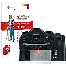 3x Vikuiti MySafeDisplay Protector de Pantalla DQCT130 de 3M para Leica V-LUX (Typ 114)
