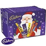 Cadbury Christmas limitad edition Santa Selection Box...