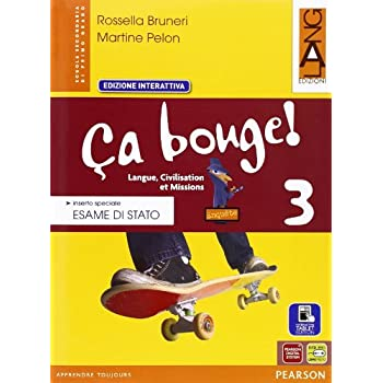 Ca Bouge. Per La Scuola Media! Con E-Book. Con Espansione Online: 3