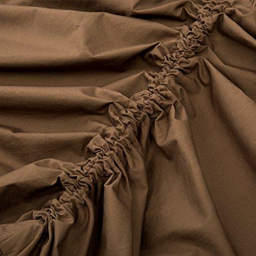 Belle Poque Femme Gothique Déguisement Robe Halloween avec Jupe Robe en Coton Col V sans Manche pour Fête FR364 BP364-2