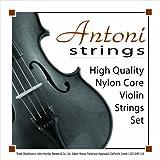 Antoni Jeu de cordes pour violon 1/2 et 1/4
