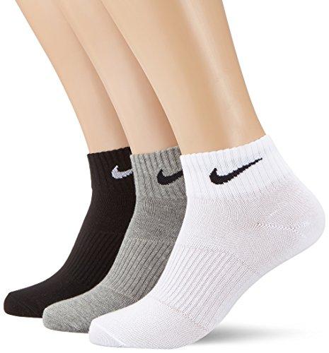 Nike Men's Lightweight Quarter-Length Socks (Pack of 3)