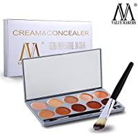VALUE MAKERS 10 colori Palette-Crema contorno Contour Contour Palette Kit-Cream