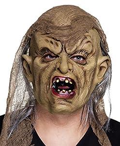 Boland 97540-Máscara de látex Freak, Otras Juguetes