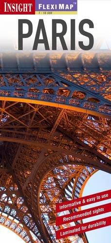 Insight Flexi Map: Paris (Insight Flexi Maps) por Apa