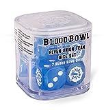 Games Workshop Jeux Atelier 99220910001Blood Bowl: elfique Union Ensemble de dés