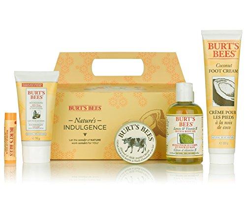 Burt's Bees Das Beste der Natur, Geschenkset, 1er Pack (1 x 5 Stück)