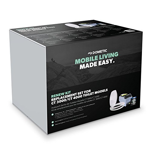 Dometic Toilettenaufbereitungs-Set Renew Kit