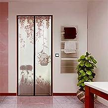 vogel bauer mosquitera magntico cortina mosquitera para puerta corredera de puerta para balcn terrazas puerta