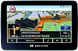 Navigon 7310 Navigationssystem (10,9 cm (4,3 Zoll) Display, Europa 40, TMC, Panorama View 3D, Sprachsteuerung)