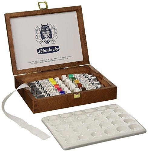 schmincke-horadam-74-512-097-scatola-di-acquerelli-in-legno-12-x-15-ml