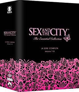 Sex and the City: Stagione 1-6 (Cofanetto 18 DVD)