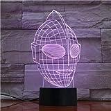 Western Zodiac Nachtlicht Touch Sensor Farbe Kind Kind Baby Nachtlicht Geschenk Löwe Löwe Tischlampe Schreibtisch