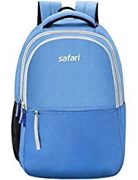 Safari 27 Ltrs Blue Casual Backpack (Split)