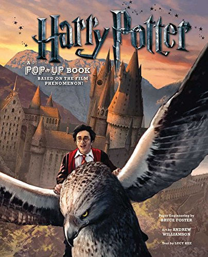 Harry Potter. A Pop-Up Book por Andrew Williamson