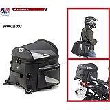Givi XS316 XStream Bag Bolso Trasero, Color Negro, 35 Litros de Volumen, Carga Máxima 4 Kg