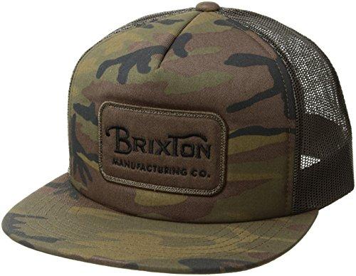 Brixton Grade Mesh Cap, camo, One Size -