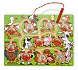 Best Melissa & Doug Aimants - Melissa & Doug - 12280 - Labyrinthe De Review
