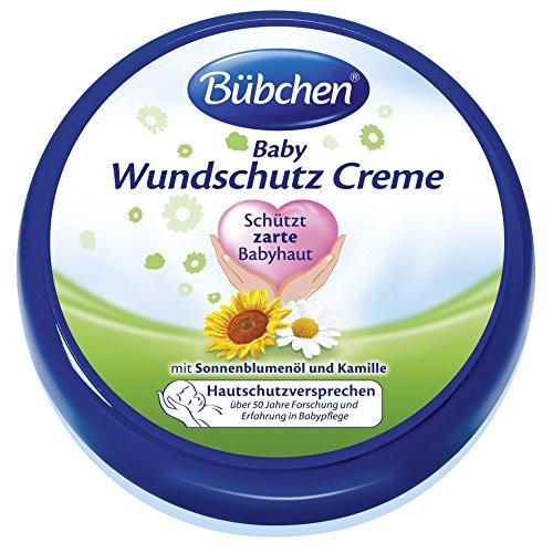 Bübchen Baby Wundschutz Creme, 4er Pack (4 x 150 ml)