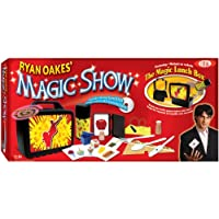Ryan Oakes' Magic Show W/DVD-Featuring The Lunch Magic Box Set