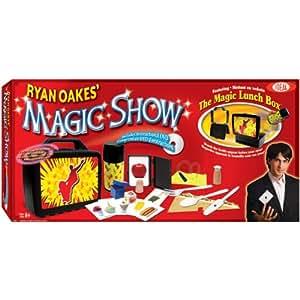 Ryan Oakes' Magic Show-Magic Lunch Box