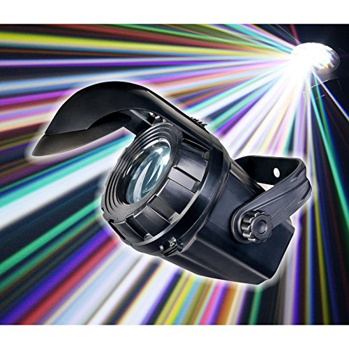 JB Systems LED Kaos RGB LED Flower mit Ablenkspiegel