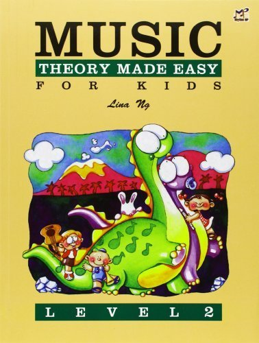 Music Theory Made Easy for Kids, Level 2 (Made Easy (Alfred)) by Ng, Lina (2010) Paperback