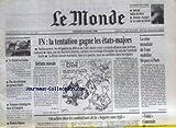 Telecharger Livres MONDE LE No 16530 du 20 03 1998 FN LA TENTATION AGNE LES ETATS MAJORS LA CRISE MONDIALE DE L EAU MOBILISE 84 PAYS A PARIS LE BRESIL AU SALON PROCES SOFRI FEMMES IMMIGRES FACE A L EMPLOI PROCES PAPON (PDF,EPUB,MOBI) gratuits en Francaise